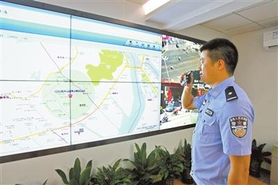 斗门警方指挥调度系统再升级