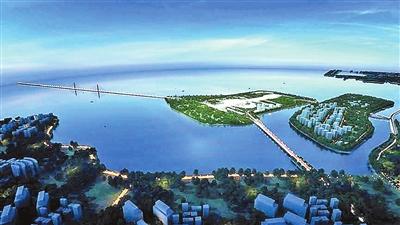 港珠澳大桥珠海口岸一期配套商业正式启动招商