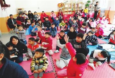 莲洲镇举办宣教活动 增强群体保护 生态环境能力